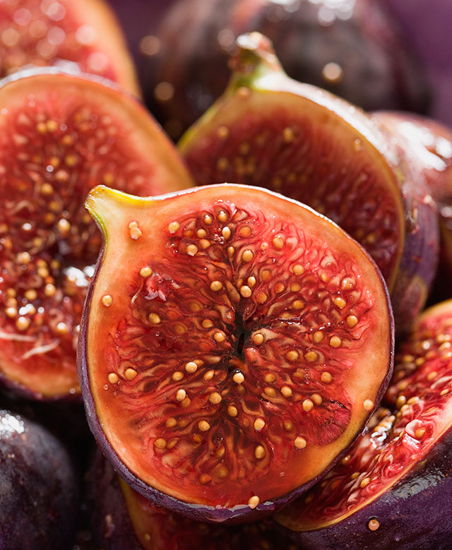 Figs, close-up.